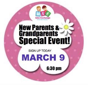 New Parent Event